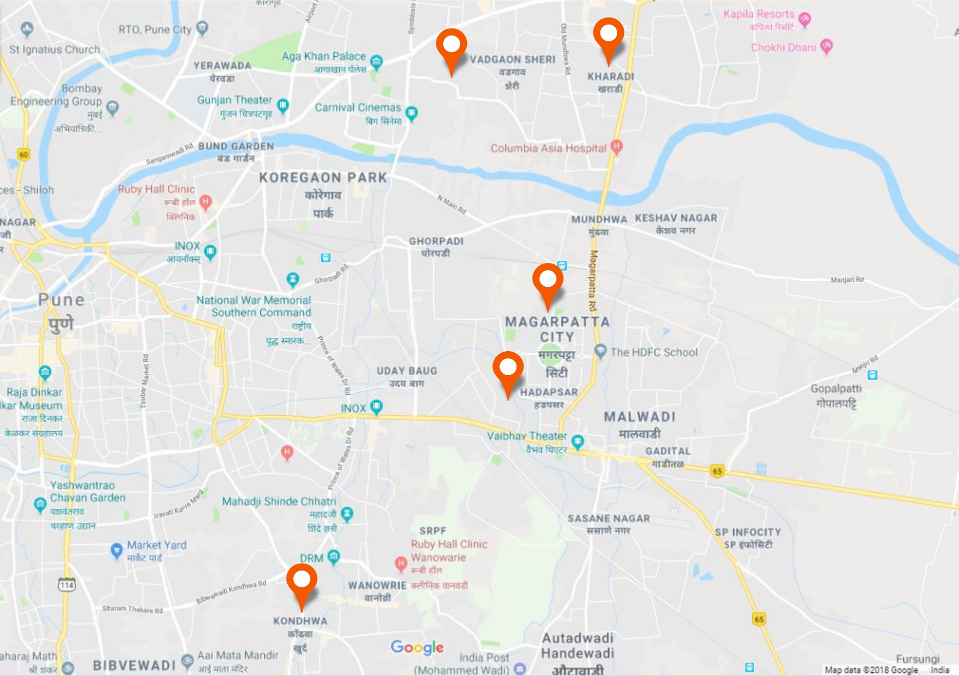Top Investment Hotspots in the Eastern Corridor of Pune